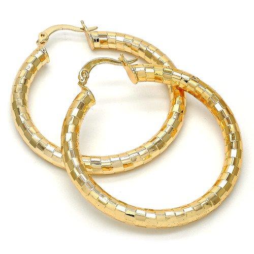 14kt gold hoops4