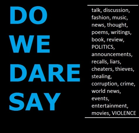 DO WE DARE SAY LOGO