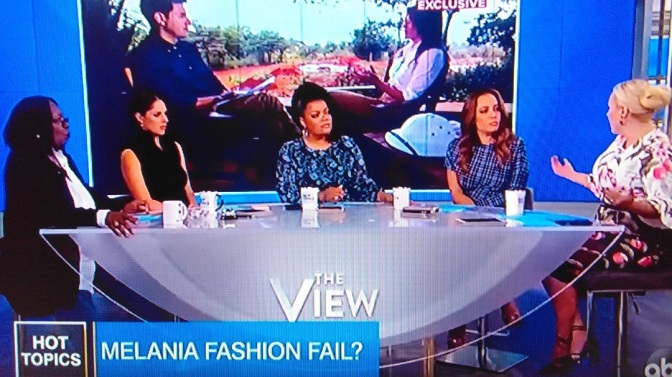 "ABC's ""The View"" Hits Rock Bottom Once Again"