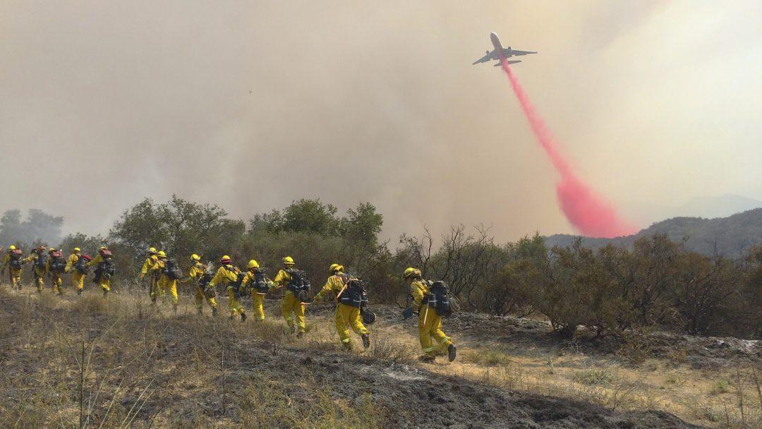 ccc fight fire crew