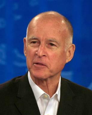 gov jerry brown