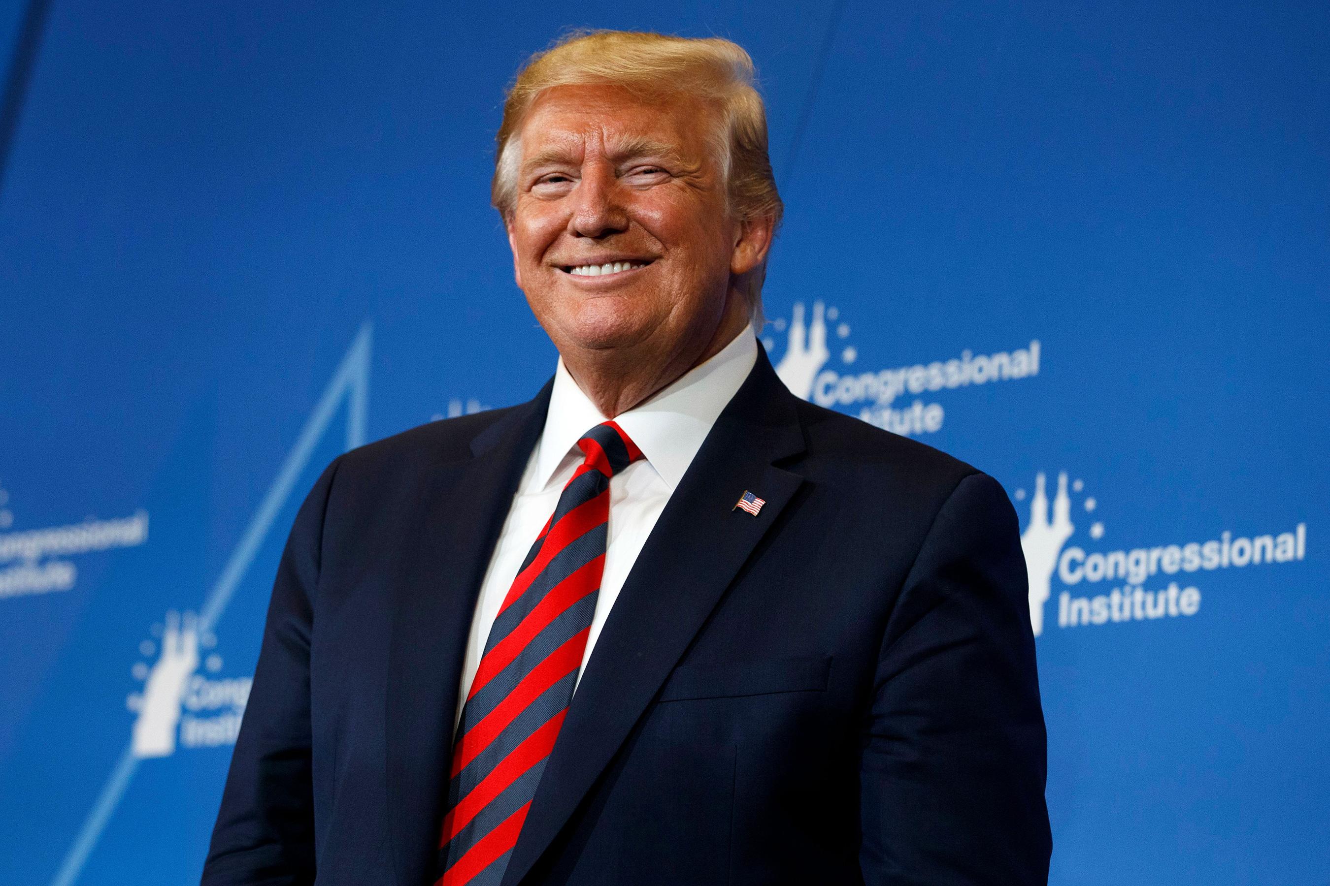 Trump - 12 Sep 2019