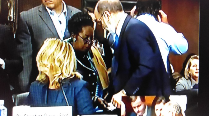 Did Anyone Ever Find Out? What's in the envelope Rep. Sheila Jackson Lee?