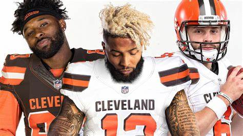 PRIVACY CLAUS FOR THE LOCKER ROOM VIOLATED… Odell Beckham jr, CAught On Video.