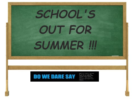 CALIFORNIA: SCHOOL'S OUT FOR SUMMER?
