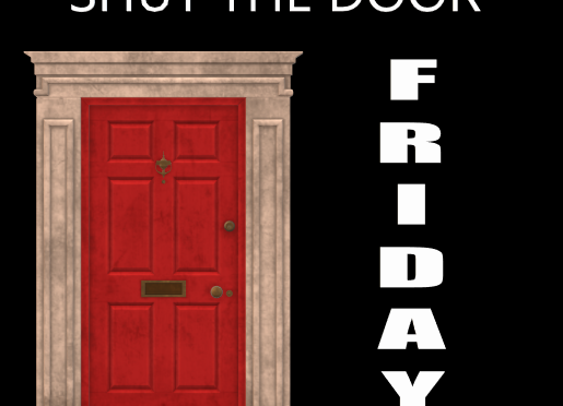 Dancing… SHUT THE DOOR FRIDAY