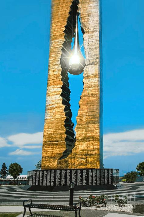 tear-drop-memorial 911-2