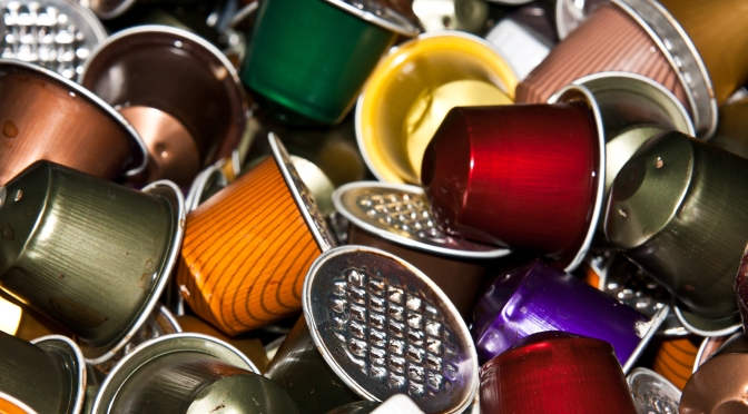 Coffee POD's, K-Cup's and Capsules… SHAME ON YOU!!!